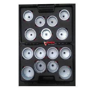 15-parça yağ filtresi-set-