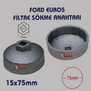FORD EUROS FİLTRE SÖKME ANAHTARI