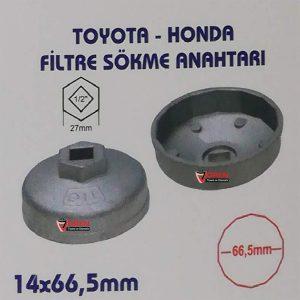 TOYOTA - HONDA FİLTRE SÖKME ANAHTARI